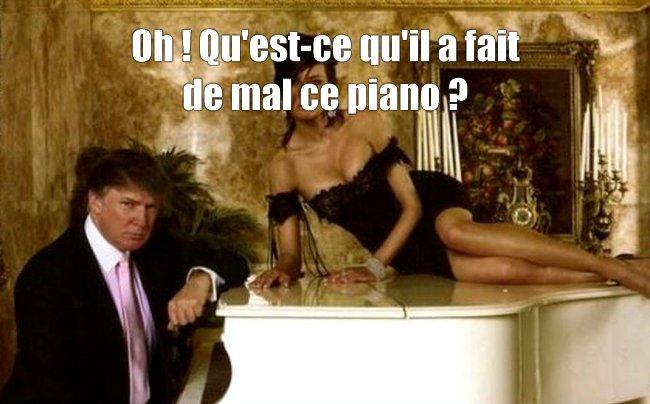 Qu'est-ce qu'il a fait de mal, ce pauvre piano !