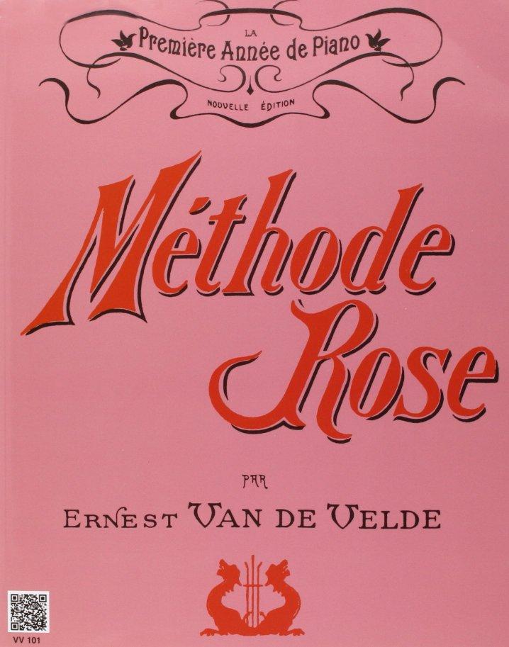 Méthode Rose, couverture