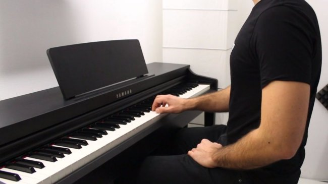 Flowkey - Image2 - Position du pianiste
