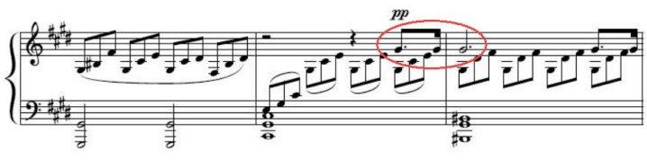 Clair de lune de Beethoven 2