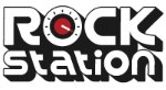 Logo rock station