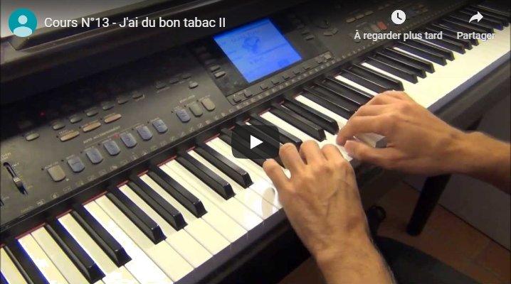 Vidéo de la leçon 13
