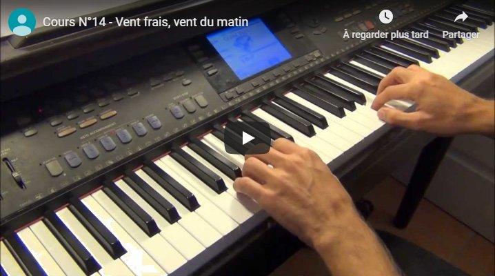 Vidéo de la leçon 14