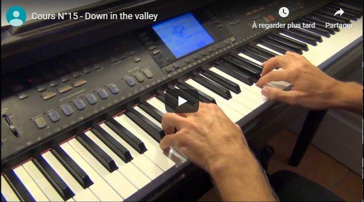 Vidéo de la leçon 15