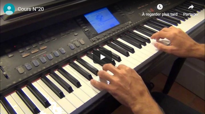 Vidéo de la leçon 20