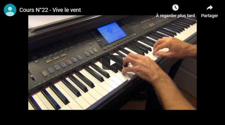 Vidéo de la leçon 22