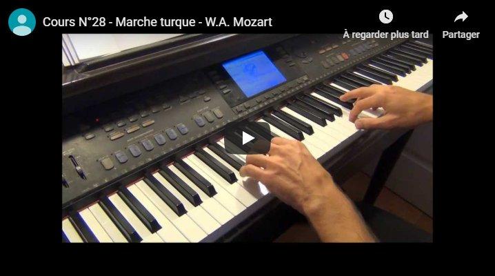 Vidéo de la leçon 28
