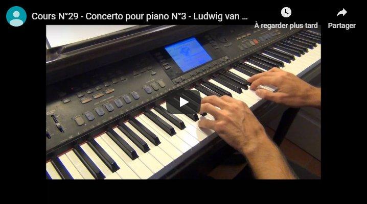 Vidéo de la leçon 29