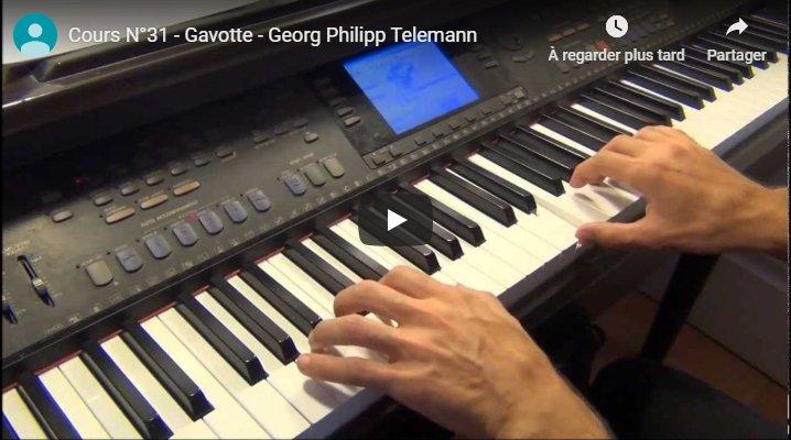 Vidéo de la leçon 31