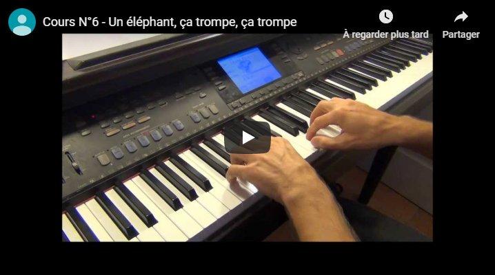 Vidéo de la leçon 6