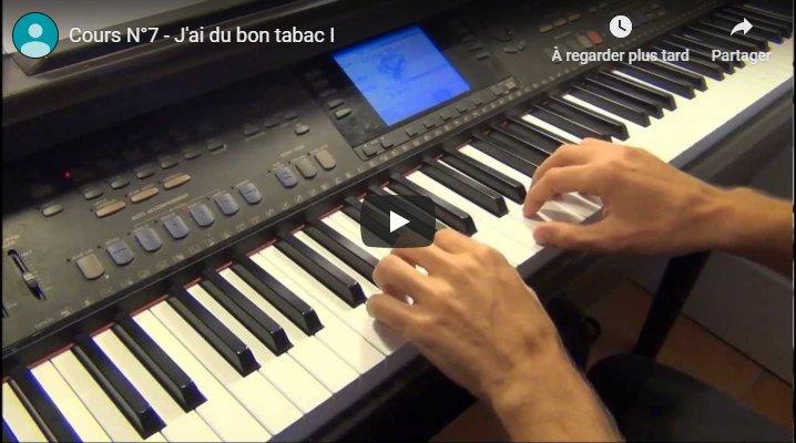 Vidéo de la leçon 7