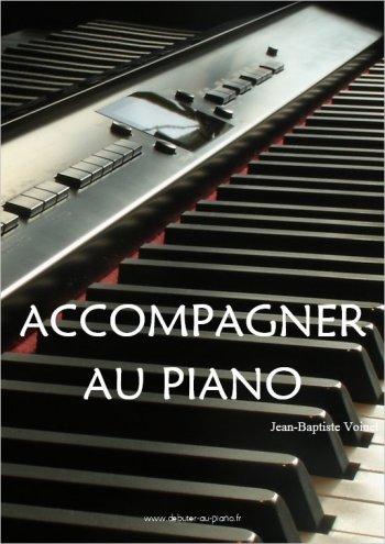 Accompagnement au piano, tous les cours