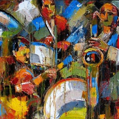 Jazz et blues pour piano