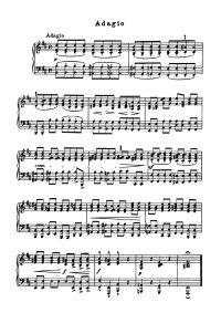 Adagio en sim - Arcangelo Corelli