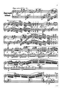 Impromptu brillant - Carl Czerny
