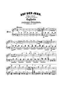 À la chasse - Johann Strauss
