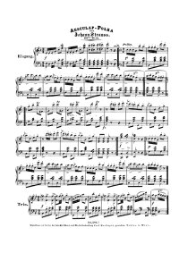 Aescular polka - Johann Strauss