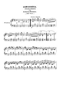 Concordia Polka - Johann Strauss