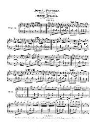 Demi-fortune - Johann Strauss