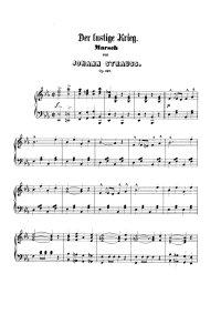 Der lustige Krieg - Johann Strauss
