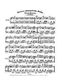Electro magnetische Polka - Johann Strauss