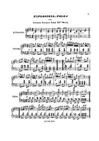 Explosion Polka - Johann Strauss