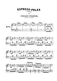 Express Polka - Johann Strauss