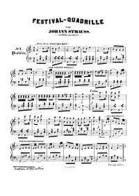 Festival - Johann Strauss