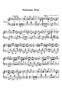 Fledermaus Polka - Johann Strauss