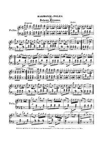 Harmonie polka - Johann Strauss