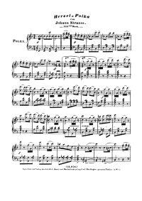 Herzel - Johann Strauss