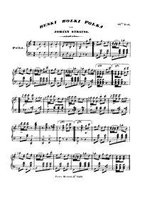 Heski holki Polka - Johann Strauss
