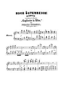 Hoch Ôsterreich - Johann Strauss
