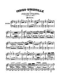 Indigo Quadrille - Johann Strauss