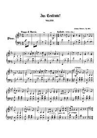 Ins centrum - Johann Strauss