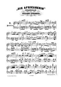 L'Africaine - Johann Strauss