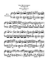 La berceuse - Johann Strauss