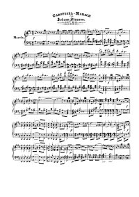 La marche du manège - Johann Strauss