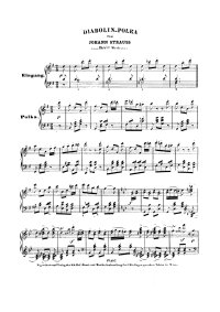 La polka du diable - Johann Strauss