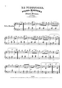 La viennoise - Johann Strauss