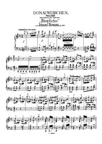 Les femmes de Danau - Johann Strauss