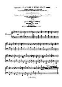 Musikalischer telegraf - Johann Strauss