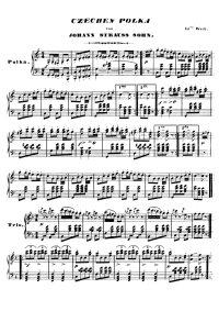 Polka tchèque - Johann Strauss