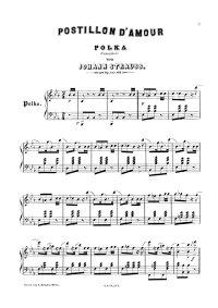 Postillon d'amour - Johann Strauss