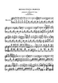 Révolutions - Johann Strauss