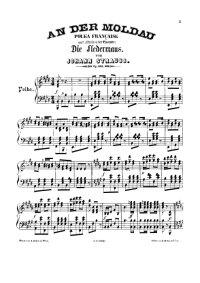 Sur la Moldau - Johann Strauss