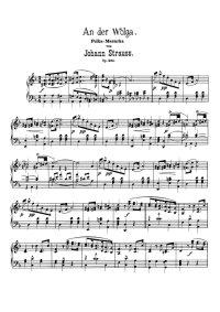 Sur la Volga - Johann Strauss