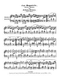 Une bagatelle - Johann Strauss