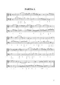 Partita III - Georg Philipp Telemann